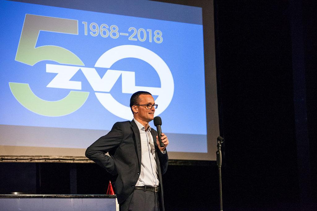 ZVL отмечал 50-летний юбилей